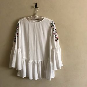 Beautiful Embroidered Blouse